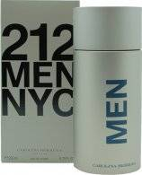 Image of Carolina Herrera 212 Men Eau De Toilette 200ml Spray