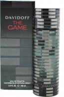 Davidoff The Game Eau de Toilette 100ml Suihke