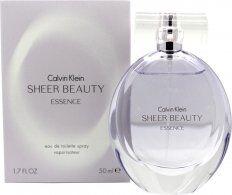 Calvin Klein Sheer Beauty Essence Eau De Toilette 50ml Suihke