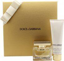 Dolce & Gabbana The One Lahjasetti 30ml EDP + 50ml Vartalovoide