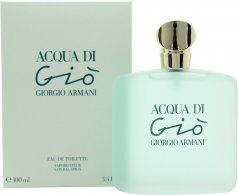 Image of Giorgio Armani Acqua Di Gio Eau De Toilette 100ml Suihke