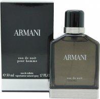 Image of Giorgio Armani Eau de Nuit Pour Homme Eau de Toilette 50ml Suihke