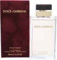 Dolce & Gabbana Pour Femme Eau de Parfum 100ml Suihke