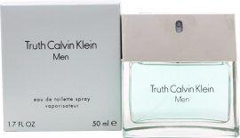 Calvin Klein Truth Eau De Toilette 50ml Suihke