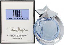 Thierry Mugler Angel Eau de Toilette 80ml Spray - Refillable