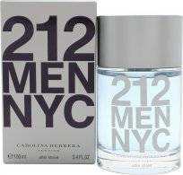 Image of Carolina Herrera 212 Men Aftershave 100ml Roiske