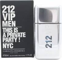 Carolina Herrera 212 VIP Men Eau de Toilette 50ml Suihke