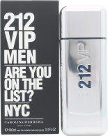 Image of Carolina Herrera 212 VIP Men Eau de Toilette 100ml Suihke