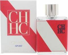 Image of Carolina Herrera CH Men Sport Eau de Toilette 100ml Suihke