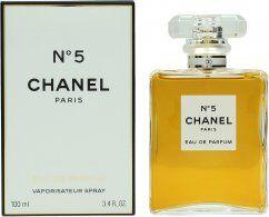 Chanel N°5 Eau de Parfum 100ml Suihke