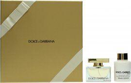 Dolce & Gabbana The One Lahjasetti 50ml EDP + 100ml Vartalovoide