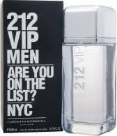 Image of Carolina Herrera 212 VIP Men Eau De Toilette 200ml Suihke