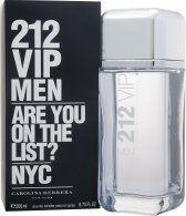 Image of Carolina Herrera 212 VIP Men Eau De Toilette 200ml Suihke