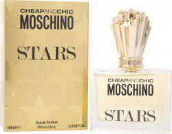 Moschino Cheap & Chic Stars Eau de Parfum 100ml Suihke
