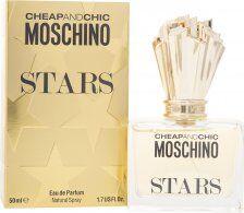 Moschino Cheap & Chic Stars Eau de Parfum 50ml Suihke