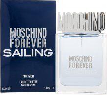 Moschino Forever Sailing Eau de Toilette 100ml Suihke