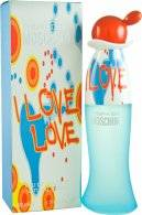 Moschino Cheap & Chic I Love Love Eau de Toilette 50ml Suihke