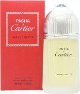 Cartier Pasha de Cartier Eau de Toilette 100ml Suihke