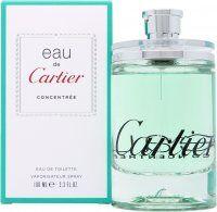 Cartier Eau de Cartier Concentree Eau de Toilette 100ml Suihke