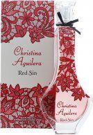 Christina Aguilera Red Sin Eau De Parfum 100ml Suihke