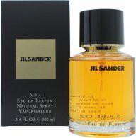 Jil Sander No. 4 Eau de Parfum 100ml Suihke