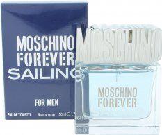 Moschino Forever Sailing Eau de Toilette 50ml Suihke