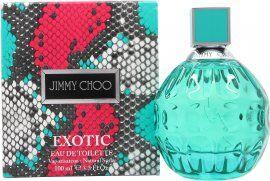 Jimmy Choo Exotic 2015 Eau de Toilette 100ml Suihke