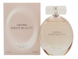 Calvin Klein Sheer Beauty Eau de Toilette 100ml Suihke