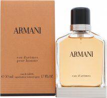 Image of Giorgio Armani Armani Eau d'Aromes Eau de Toilette 50ml Suihke