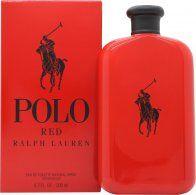 Ralph Lauren Polo Red Eau de Toilette 200ml Suihke