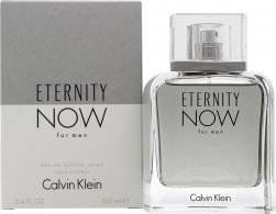 Calvin Klein Eternity Now For Men Eau de Toilette 100ml Suihke
