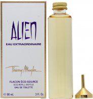Thierry Mugler Alien Eau Extraordinaire Eau de Toilette 90ml Suihke - Täyttöpullo