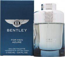 Bentley For Men Azure Eau de Toilette 100ml Suihke