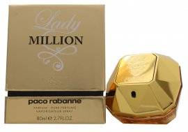 Paco Rabanne Lady Million Absolutely Gold Pure Perfume 80ml Suihke