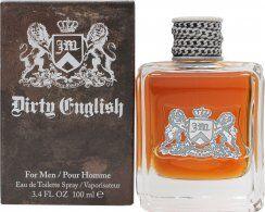 Juicy Couture Dirty English Eau de Toilette 100ml Suihke