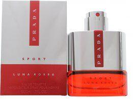 Prada Luna Rossa Sport Eau de Toilette 50ml Suihke