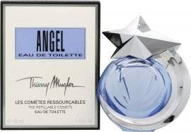 Thierry Mugler Angel Eau de Toilette 40ml - Uudelleentäytettävä