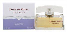 Nina Ricci Love In Paris Eau de Parfum 50ml Suihke