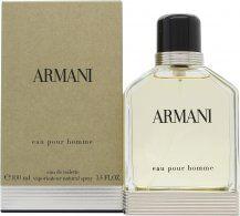 Image of Giorgio Armani Armani Eau Pour Homme Eau de Toilette 100ml Suihke