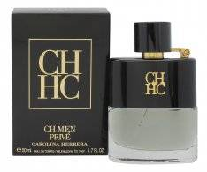 Image of Carolina Herrera CH Men Prive Eau de Toilette 50ml Suihke