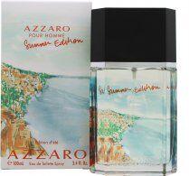 Azzaro Pour Homme Summer Edition Eau de Toilette 100ml Suihke