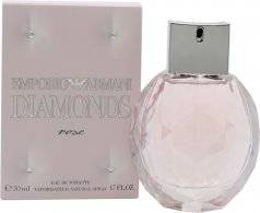 Image of Giorgio Armani Emporio Diamonds Rose Eau de Toilette 50ml Suihke