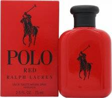 Ralph Lauren Polo Red Eau de Toilette 75ml Suihke