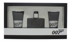 James Bond 007 Gift Set 50ml EDT Spray + 2 x 50ml Shower Gel