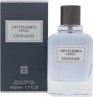 Givenchy Gentlemen Only Eau de Toilette 50ml Suihke