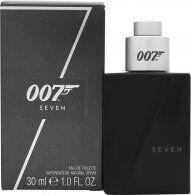 James Bond 007 Seven Eau de Toilette 30ml Suihke