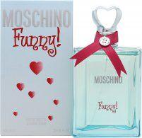 Moschino Funny Eau de Toilette 100ml Suihke