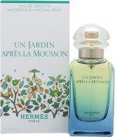Hermes Un Jardin apres la Mousson Eau de Toilette 50ml Suihke