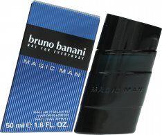 Bruno Banani Magic Man Eau de Toilette 50ml Suihke