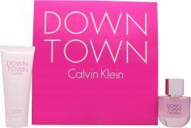 Calvin Klein Downtown Lahjasetti 50ml EDP + 100ml Suihkugeeli